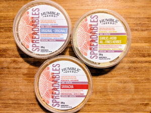 Humble Seedz Spreadable Cheese - Original 225g