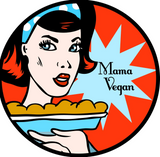 Mama Vegan Pimento Cheddar Cream Cheese 140g