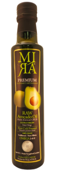 Mira Raw Avocado Oil 250ml