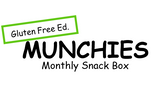 MUNCHIES Snack Box Subscription GLUTEN FREE Edition