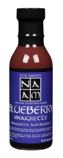 NAAM Blueberry Vinaigrette 350ml