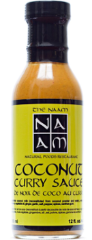 NAAM Coconut Curry Sauce 350ml