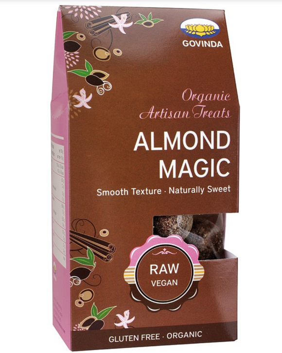 Govinda Almond Magic Treats