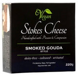 Vegan Stokes Cheese - Smoked Gouda Wheel 220g