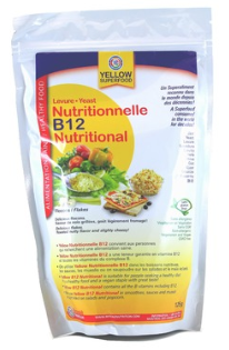 Yellow Superfood B12 Nutritional Yeast 125g