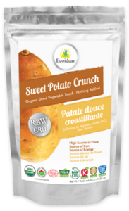 VitaSnack Fruit and Vegetable Crunch - Sweet Potato