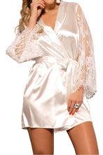 "Load image into Gallery viewer, ""Here Comes The Bride"" Robe"
