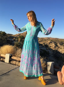 Dreamy Psychedelic Dress