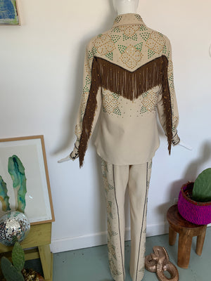 Collectible Nudie Style Western Suit