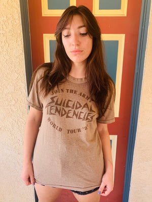 Vintage Suicidal Tendencies Tour Tee