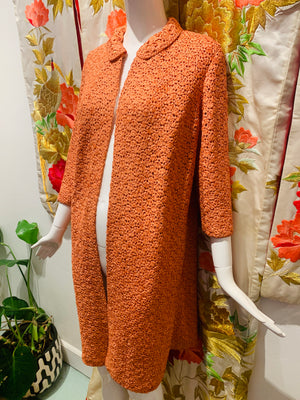 60's Ribbon Coat