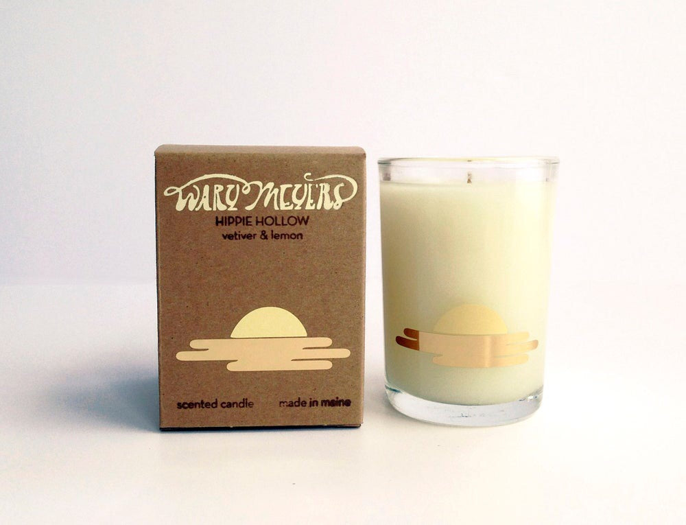Hippie Hollow Candle
