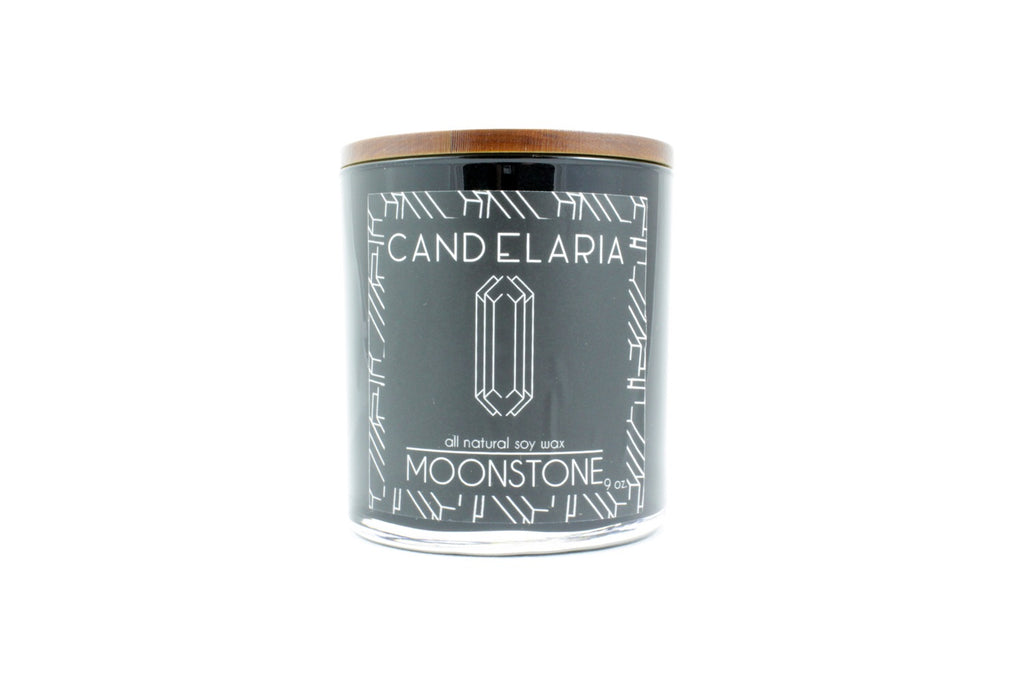 Moonstone Candle