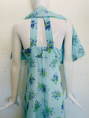 70s Bluebell Dreamy Dress