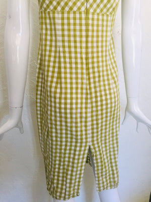 Sweet Gingham Sundress