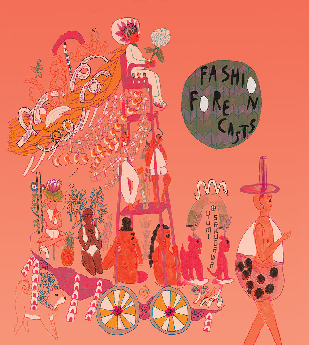 Fashion Forecasts Zine Book
