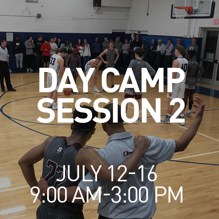 Severn Basketball Academy Day Camp: Session 2 - July 12-16