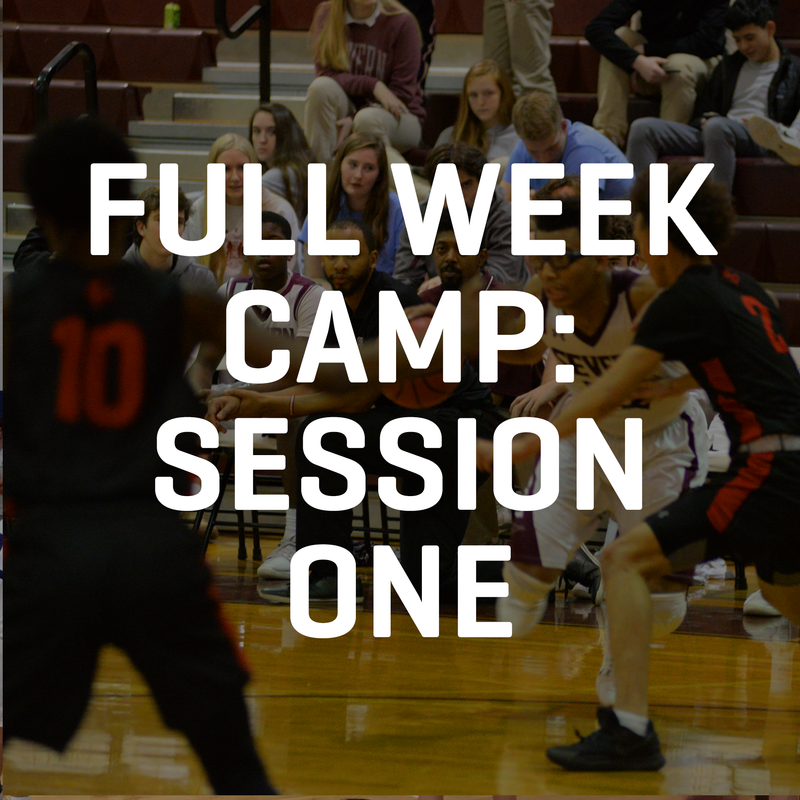Severn Basketball Academy Full Week Camp: Session 1 - June 17-21
