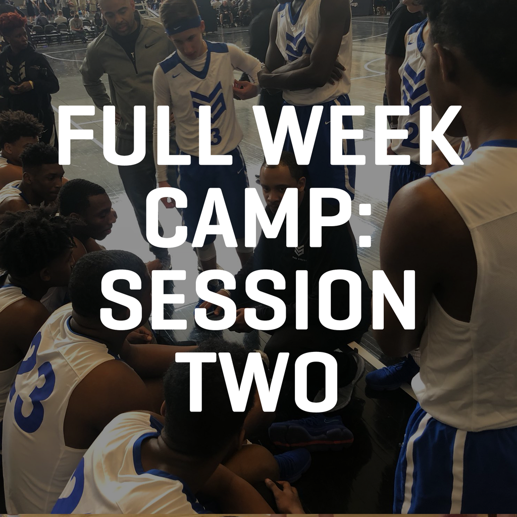 Severn Basketball Academy Full Week Camp: Session 2 - July 15-19