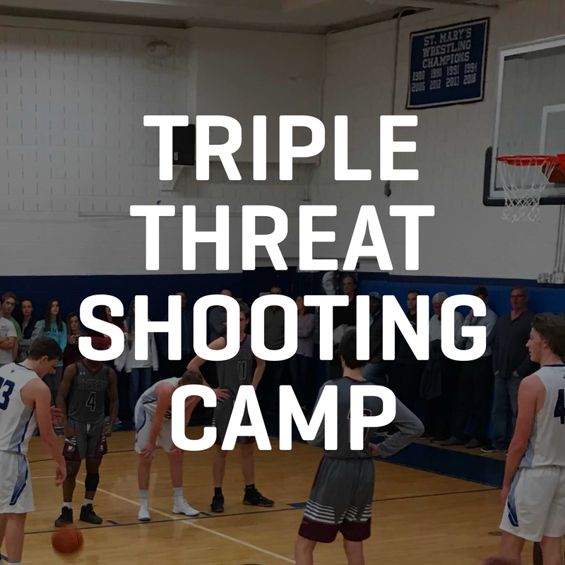 Triple Threat Shooting Camp - July 8-10
