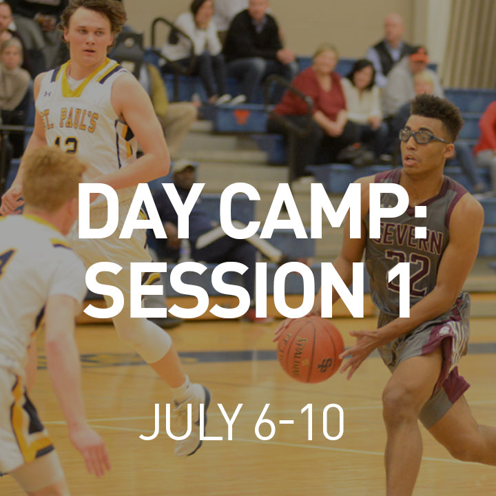 Severn Basketball Academy Day Camp: Session 2 - July 6-10