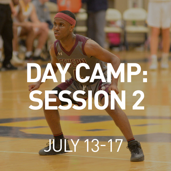 Severn Basketball Academy Day Camp: Session 3 - July 13-17