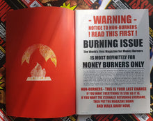 Load image into Gallery viewer, Burning Issue Magazine Oct 2016 (Print)