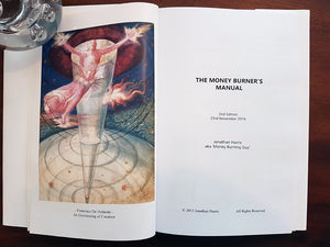 The Money Burner's Manual - Hardback