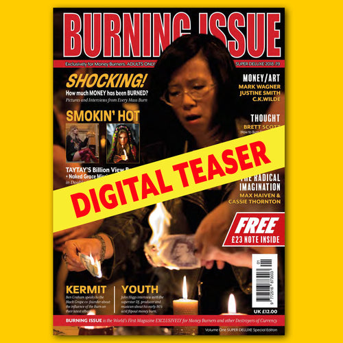 Burning Issue Magazine 2018/19 (Digital - PDF)