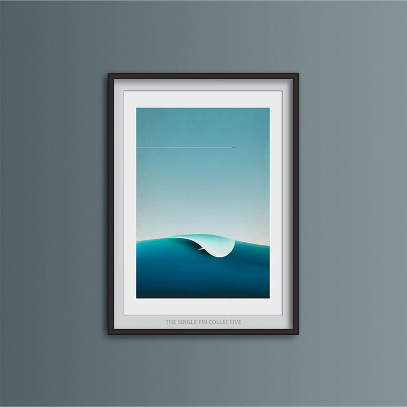 Clearance - Outer Reef Art Print