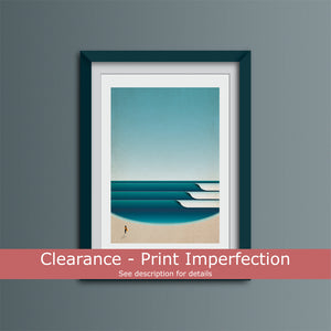 Clearance - The Bay Art Print