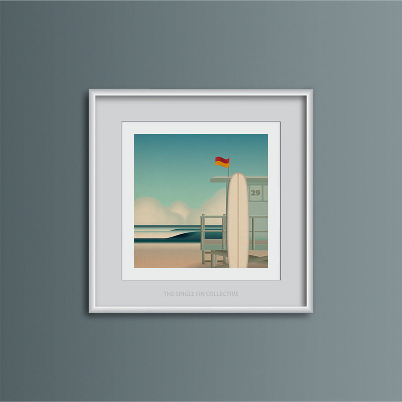 Tower 29 Art Print