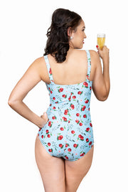 Lizzie Swimsuit | Cherry Blossom Back