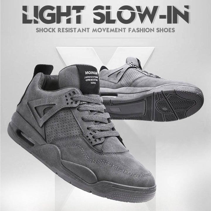 Men's Retro Trendy Shoes