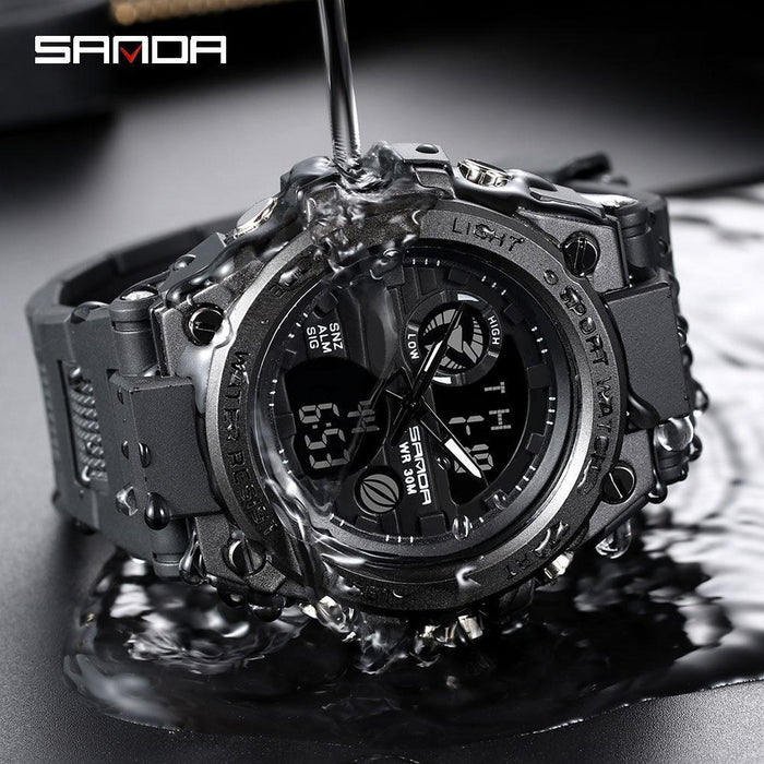 【Free Shipping & COD】G-Style Men Digital Watch