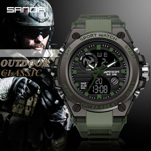 【Limited Time Offer⏰⏰】G-Style Men Digital Watch