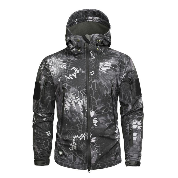 Swiss Outdoor Brand - [ Tactically ] The Ultimate Tactical Jacket