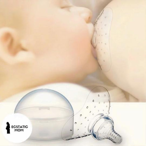 【Buy 1 Get 1 Free】BREASTFEEDING SILICONE NIPPLE PROTECTOR