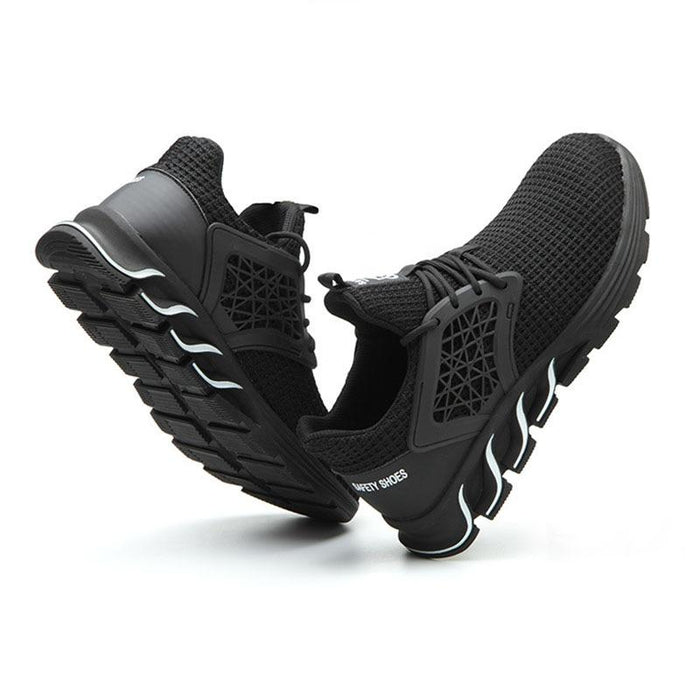 Men's Anti-Smashing Puncture Safety Shoes