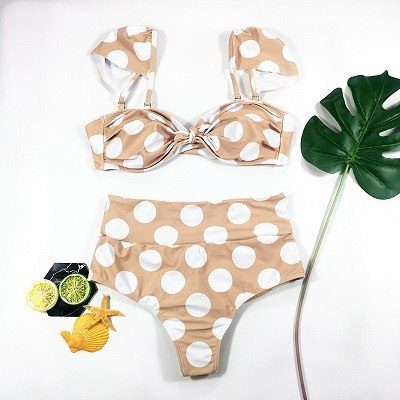 Penny For Your Dots Bikini