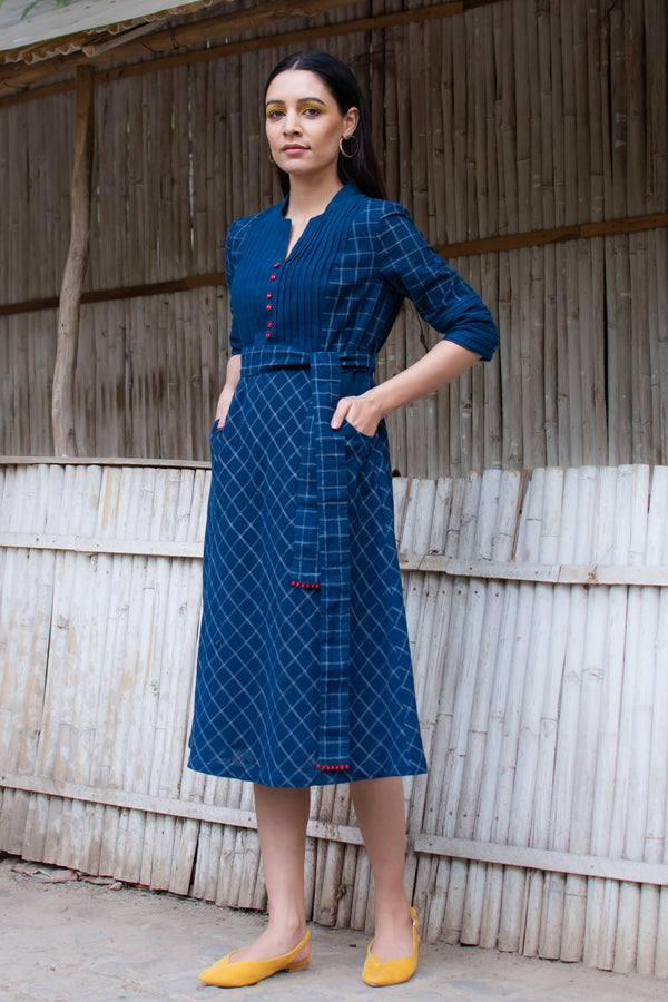 Neel Belt Dress