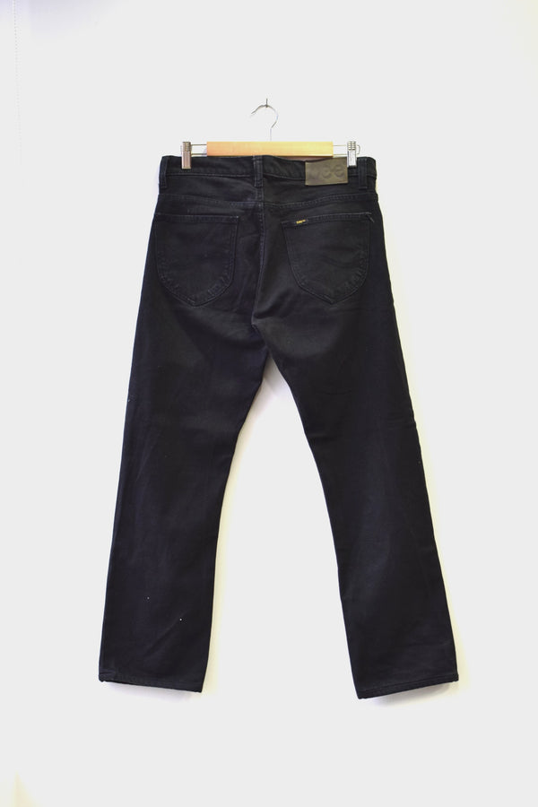 Preowned - Black Lee Men's Jeans