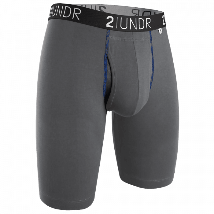2UNDR Mens Swing Shift Long Leg 9 inch,MENSUNDERWEARBOTTOMS,2UNDR,Gear Up For Outdoors,