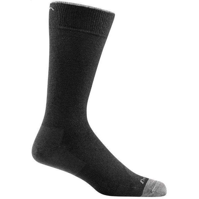 Darn Tough Mens Solid Crew Light Sock,,,Gear Up For Outdoors,