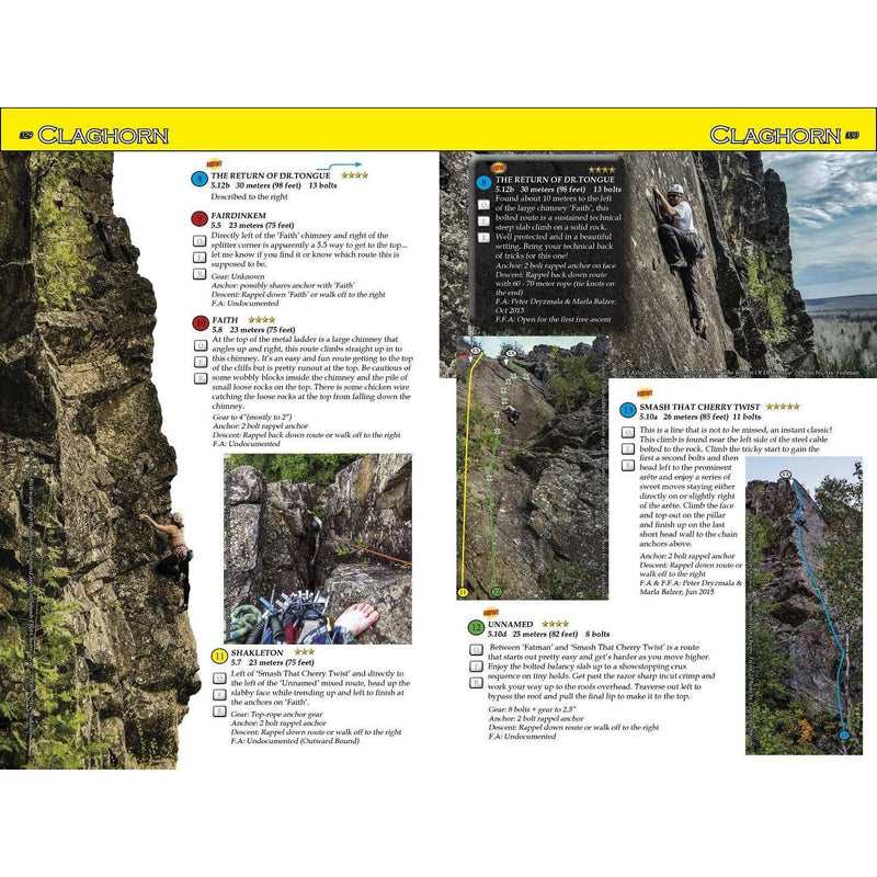 Thunder Bay Climbing - A Guide to Northwestern Ontario's Best Kept Secret,,,Gear Up For Outdoors,