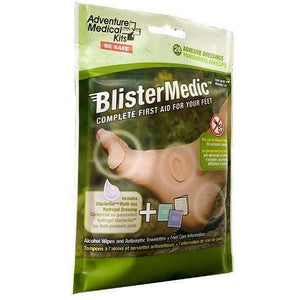 Adventure Medical Kits Blister Medic,EQUIPMENTPREVENTIONFIRST AID,ADVENTURE MEDICAL KITS,Gear Up For Outdoors,