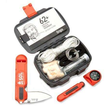 Adventure Medical Kits SOL Origin Survival Kit,EQUIPMENTPREVENTIONEMRG STUFF,ADVENTURE MEDICAL KIT,Gear Up For Outdoors,