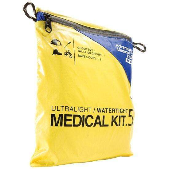 Adventure Medical Kits Ultralight/Watertight Medical Kit 0.5,EQUIPMENTPREVENTIONFIRST AID,ADVENTURE MEDICAL KITS,Gear Up For Outdoors,