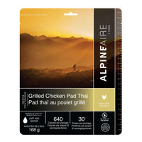 AlpineAire Grilled Chicken Pad Thai New Packaging,EQUIPMENTCOOKINGFOOD,ALPINEAIRE FOOD,Gear Up For Outdoors,
