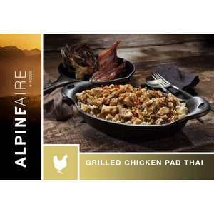 AlpineAire New Grilled Chicken Pad Thai New Packaging,EQUIPMENTCOOKINGFOOD,ALPINEAIRE FOOD,Gear Up For Outdoors,